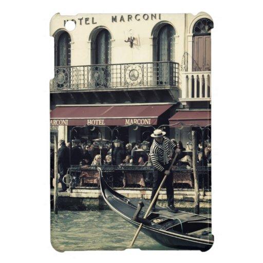 Venetian Gondola iPad Mini Case