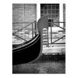 Venetian Gondola Postcard Postcards