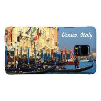 Venetian Gondolas on Grand Canal Galaxy Note 4 Case