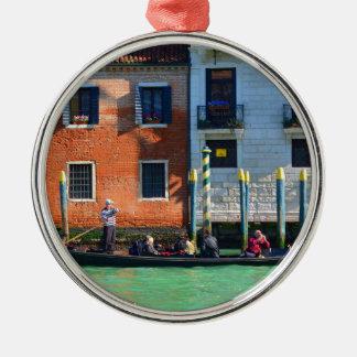Venetian gondolier ornaments