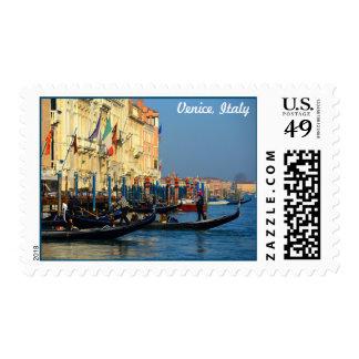 Venetian Gondoliers Postage