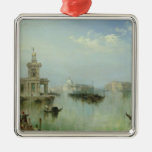 Venetian Lagoon Christmas Ornaments