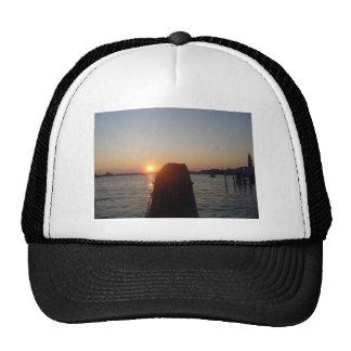 Venetian Lagoon Mesh Hat