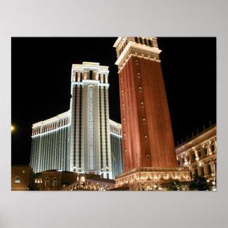 Venetian Las Vegas 2000 Poster
