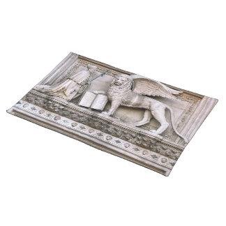 Venetian Lion Cloth Placemat