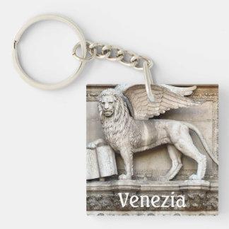 Venetian Lion Acrylic Keychains