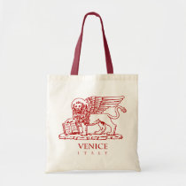 Venetian Lion Tote Bag