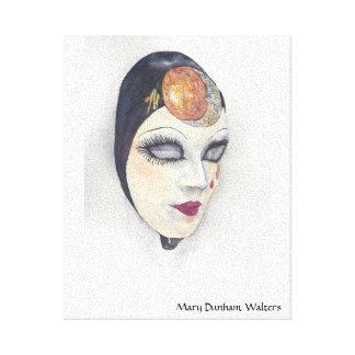 Venetian Mask 1 Canvas Print