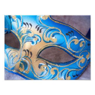 Venetian Mask 2 Photo Print
