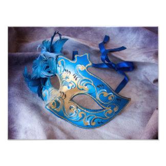 Venetian Mask 3 Photo Print