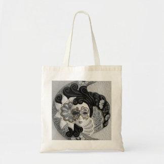 Venetian Mask Tote Bags