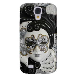Venetian Mask Galaxy S4 Covers