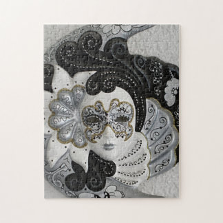 Venetian Mask Jigsaw Puzzle