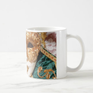Venetian Mask Coffee Mugs