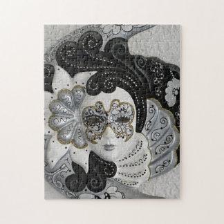 Venetian Mask Puzzles