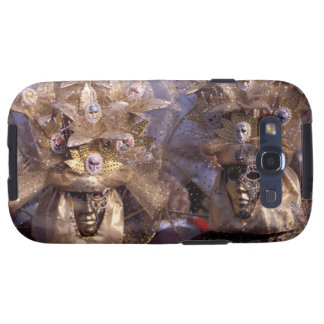 Venetian Masks Samsung Galaxy S3 Cases