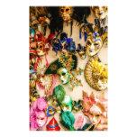 Venetian Masks Photo Print