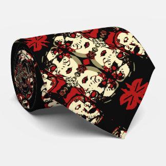 Venetian Masks Tie