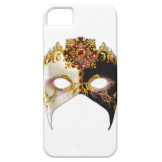 Venetian Masque: Ruby Jewel iPhone 5 Case