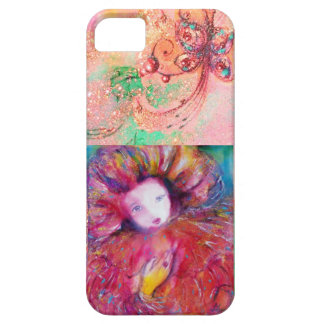 VENETIAN MASQUERADE - MASK IN RED iPhone SE/5/5s CASE