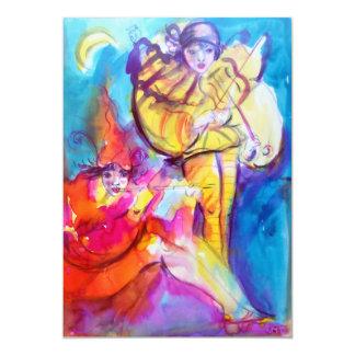 VENETIAN MASQUERADE  / MUSICAL NOCTURNE CARD