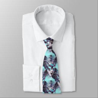 Venetian Masquerade Neck Tie