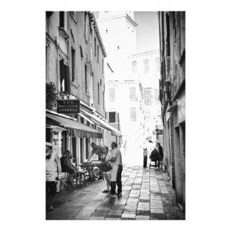Venetian Scene - Photo Print - All sizes available