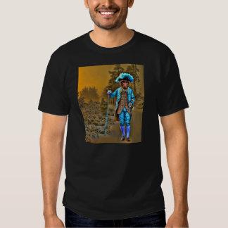 Venetian snow monkey T shirt