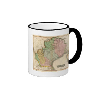 Venetian States Ringer Coffee Mug