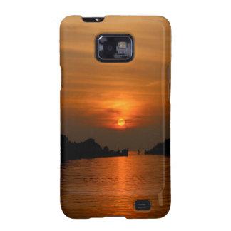 Venetian Sunset Galaxy S2 Cases