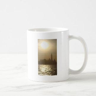 Venetian Sunset on The Grand Canal Classic White Coffee Mug