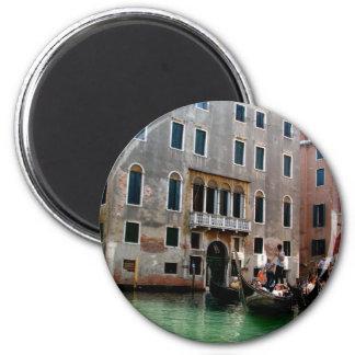 Venetian Traffic 2 Inch Round Magnet