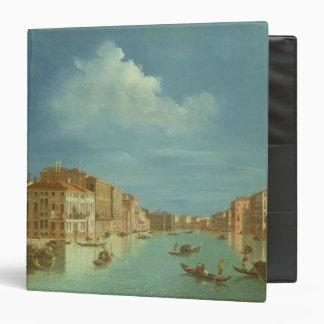 Venetian View, 18th century Vinyl Binder