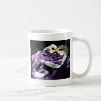 Venetian White Coffee Mug