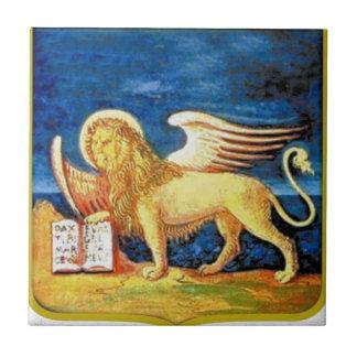 Véneto Italia señala por medio de una bandera