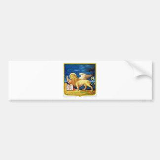 Veneto Italy Flag Bumper Stickers