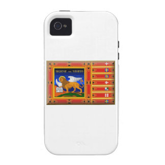 Veneto Italy Flag Case-Mate iPhone 4 Covers