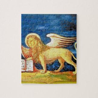 Veneto (Italy) Flag Jigsaw Puzzles