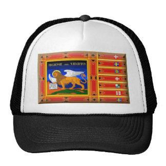 Veneto (Italy) Flag Trucker Hat
