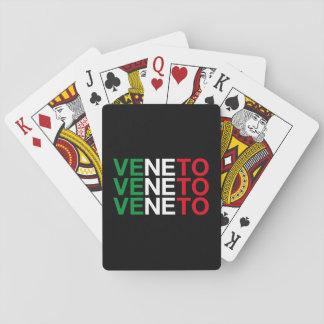 VENETO PLAYING CARDS
