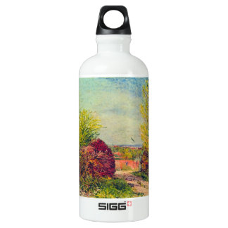 Veneux-Nadon in the spring by Alfred Sisley SIGG Traveler 0.6L Water Bottle
