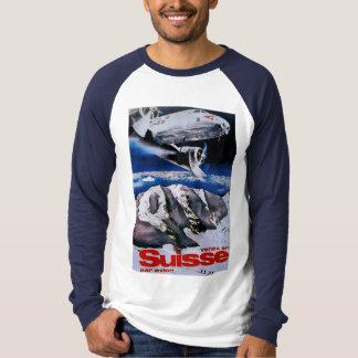 Venez En Suisse ~ Come to Switzerland Shirts