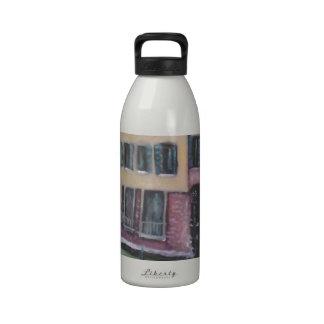 venezia del io e botella de agua reutilizable