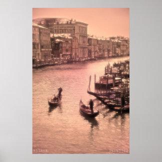 Venezia Dreamy Mode. Poster