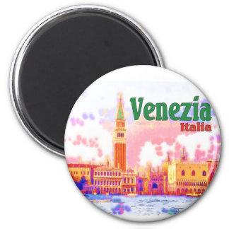 Venezia Italia Iman De Frigorífico