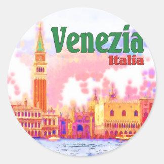 Venezia Italia Pegatinas