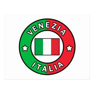 Venezia Italia Postcard