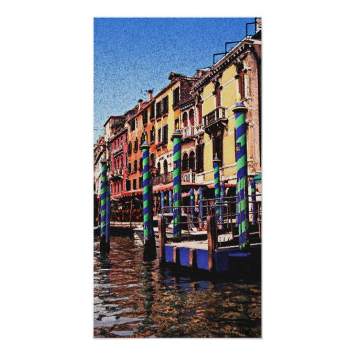 Venezia Italia Póster