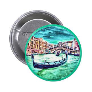 Venezia, Italy Pins