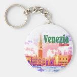 Venezia, Italy Key Chains